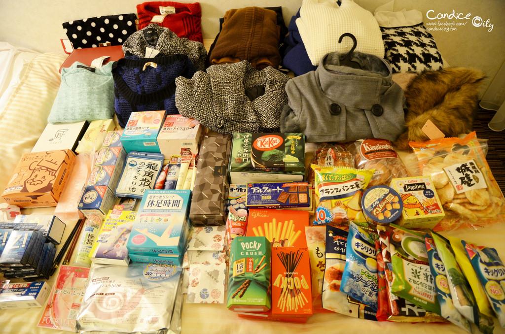 【2014日本】大阪、神戶奈良 必買伴手禮!買買買購物總覽篇! @陳小沁の吃喝玩樂