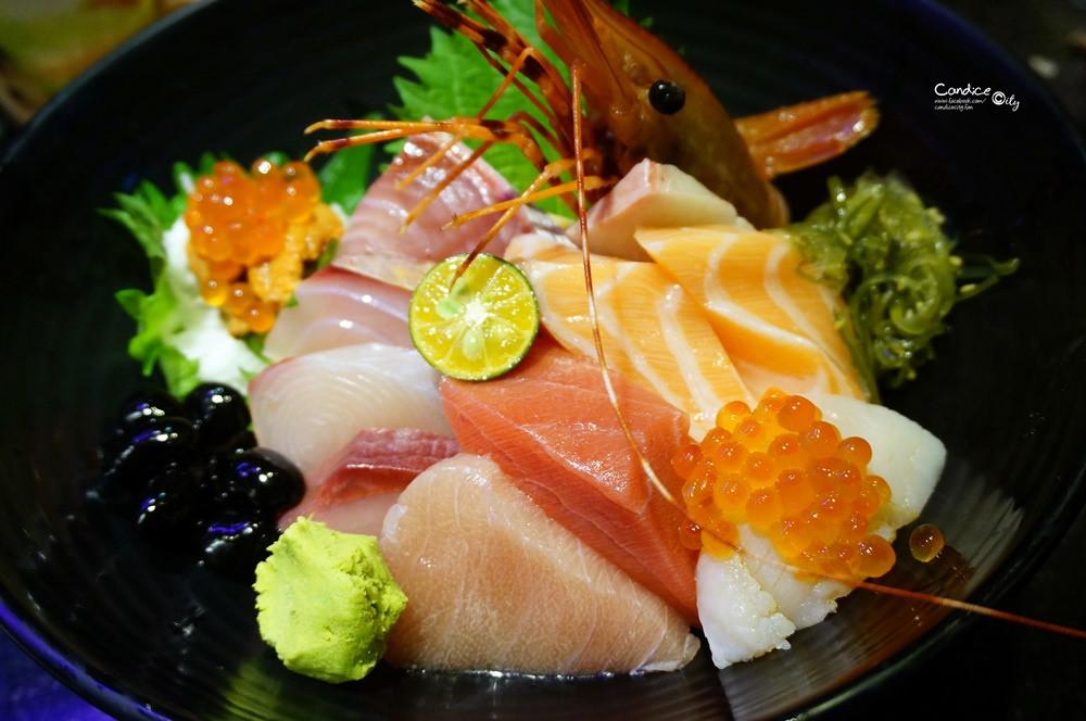 《台北車站》三多屋 想吃便宜新鮮日本料理!超豪華蓋飯~來這就對了! @陳小沁の吃喝玩樂