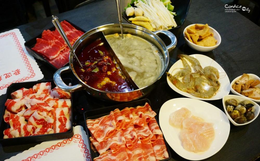 《東湖》臻饌麻辣鍋吃到飽 內湖東湖美食再一發! @陳小沁の吃喝玩樂