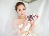♥喜喜♥新人賓客都玩瘋啦!大推Meet2U明優婚禮大頭貼機器 @陳小沁の吃喝玩樂