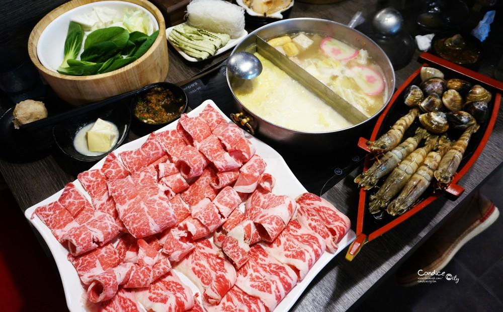 《蘆洲》正官木桶鍋 牛奶鍋超讚!牛肉海鮮CP值超高! @陳小沁の吃喝玩樂