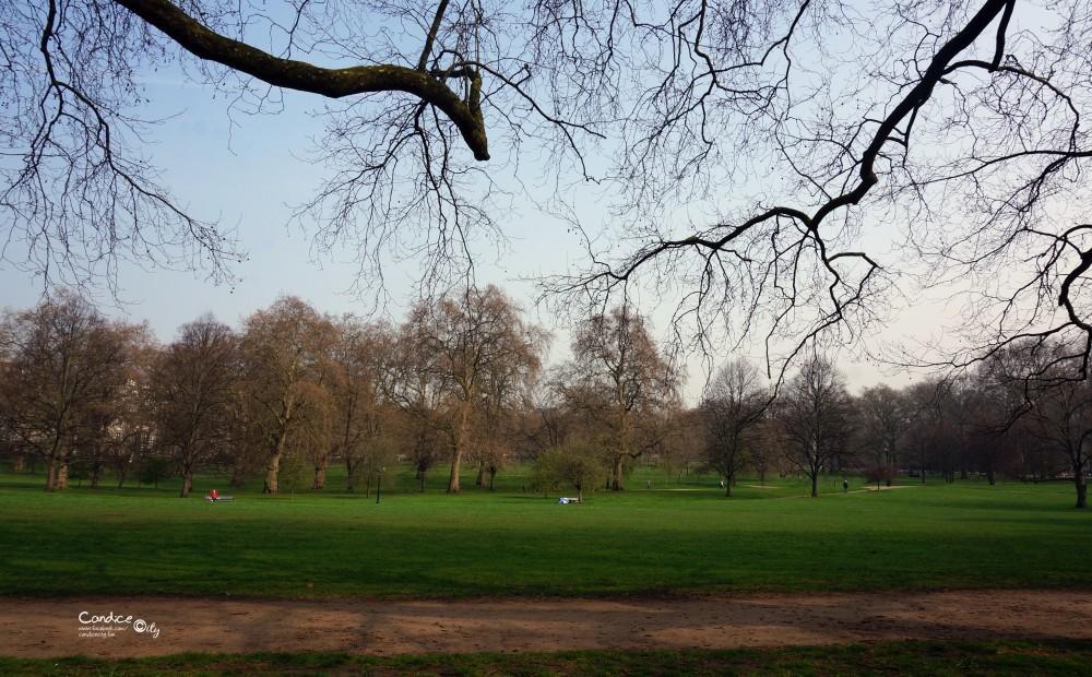 【2015倫敦自由行】必訪景點 海德公園散步、早晨走走 @陳小沁の吃喝玩樂