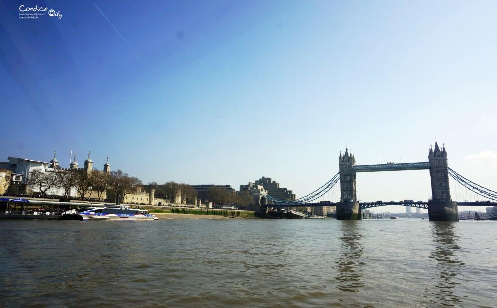 【2015倫敦景點】必訪行程:泰晤士河遊船citycruises,欣賞倫敦眼 倫敦塔橋風景! @陳小沁の吃喝玩樂