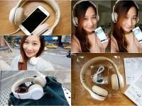 【開箱】Pioneer先鋒 SE-MJ771BT 無線藍牙耳機 相見恨晚啊! @陳小沁の吃喝玩樂