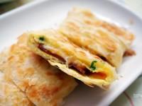 《內湖》BUS蛋餅坊 千層蛋餅配上爆漿起司 早餐絕配! @陳小沁の吃喝玩樂