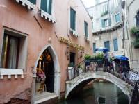 【威尼斯住宿推薦】交通方便房間美四星級旅店Hotel Ca' Dei Conti @陳小沁の吃喝玩樂