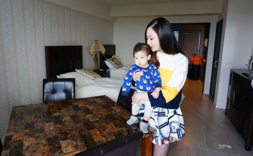 沖繩住宿■Wisteria公寓度假村 附廚房 水族館2分鐘車程 @陳小沁の吃喝玩樂