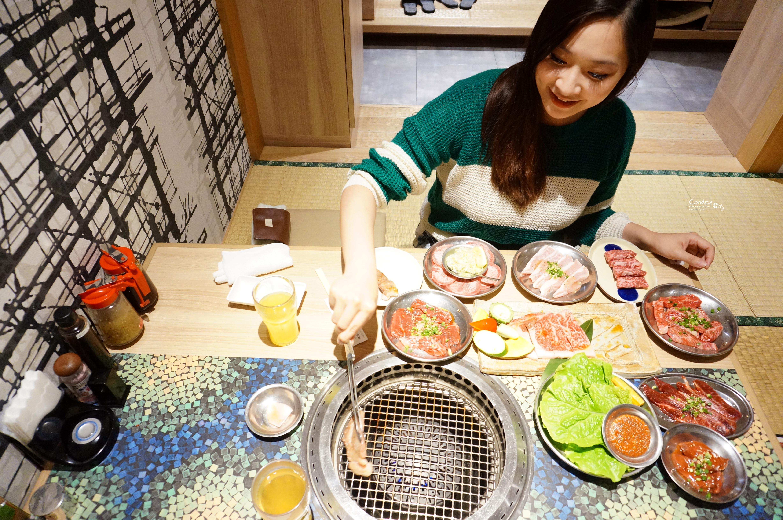 沖繩美食■燒肉乃我那霸新館 沖繩必吃單點和牛燒肉 超好吃! @陳小沁の吃喝玩樂