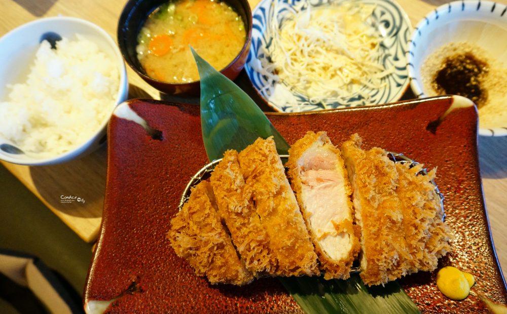 《南港CITYLINK》靜岡勝政日式豬排 厲害的香草豬排好美味 @陳小沁の吃喝玩樂