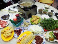 《台南美食》大口味沙茶爐 蝦米鹹香湯底,越煮越好喝! @陳小沁の吃喝玩樂
