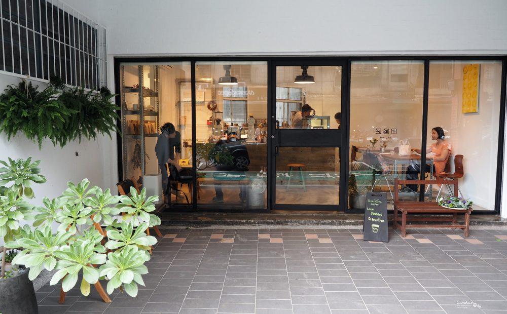 《南港》Ratio Coffee 小小咖啡廳有迷人咖啡香與好吃甜點 @陳小沁の吃喝玩樂