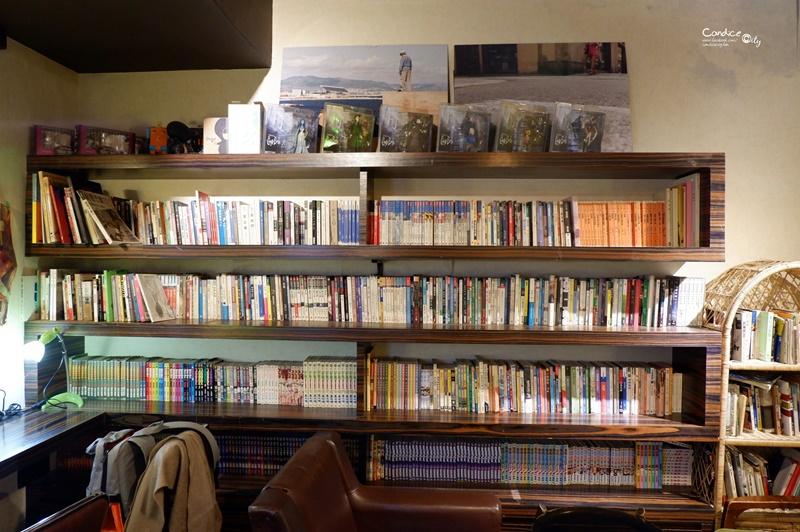 Homey's cafe咖啡廳|隱身老宅中超人氣東區不限時咖啡廳!