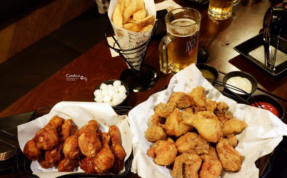 《首爾美食》橋村炸雞(弘大店) 韓國炸雞必吃!宵夜推薦! @陳小沁の吃喝玩樂