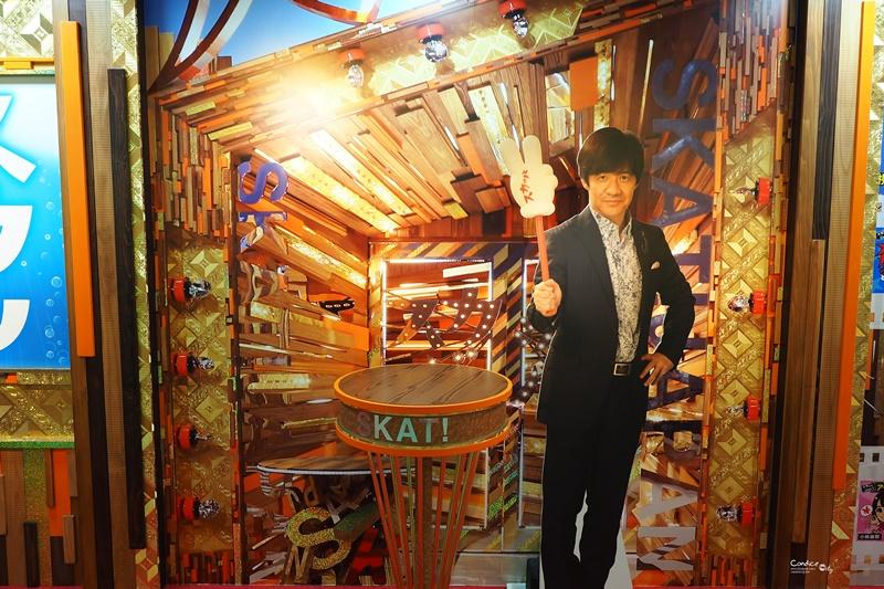 東京景點》富士電視台球體觀景台,東京台場景點,港灣彩虹大橋美!