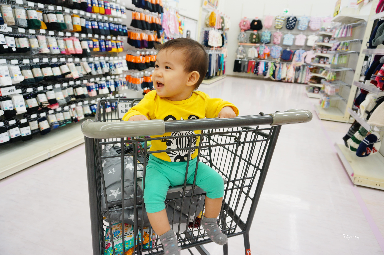 沖繩必買■西松屋 小孩用品玩具衣服推車超級好買!美國村附近 @陳小沁の吃喝玩樂