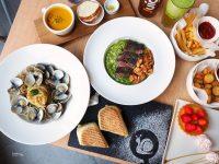 叉子餐廳|台中親子餐廳推薦,好好玩的X子餐廳!大包廂餐廳推薦! @陳小沁の吃喝玩樂