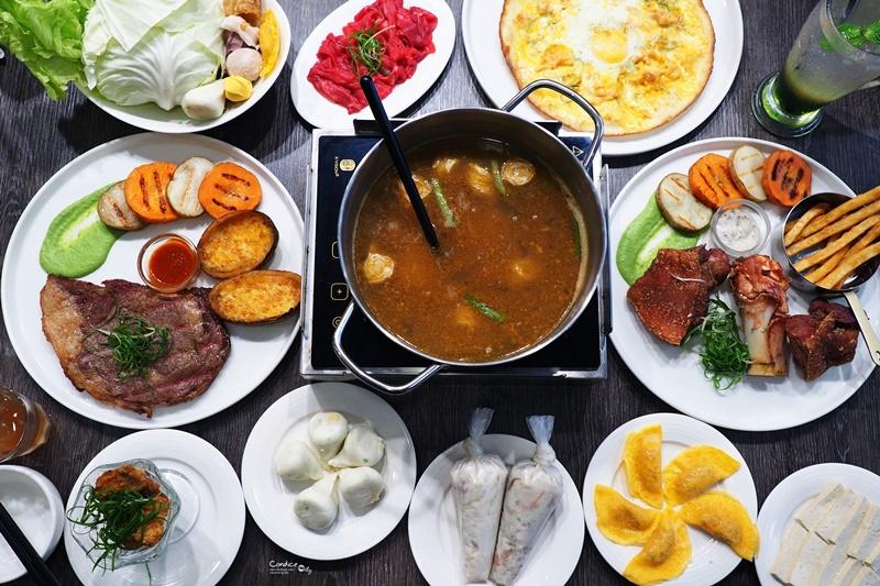 瓦法奇朵|台北車站美食推薦,點排餐送火鍋好超值!