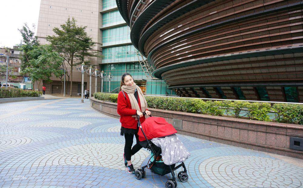 嬰兒推車推薦♥combi handy auto4cas 全罩輕巧好收納 @陳小沁の吃喝玩樂