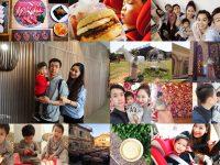 【生活】107年春節紀錄 6天假期第二胎孕婦很虛! @陳小沁の吃喝玩樂