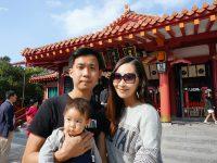 沖繩景點■波上宮 波之上海濱 必去海邊神社海超美! @陳小沁の吃喝玩樂