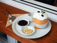 奇維奇娃|來自泰國的泰奶冰,好吃又好拍!國父紀念館咖啡廳! @陳小沁の吃喝玩樂