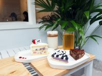 JellyJelly 慢工烘焙|全白歐風台北甜點店,巧克力塔超好吃(台北咖啡廳) @陳小沁の吃喝玩樂
