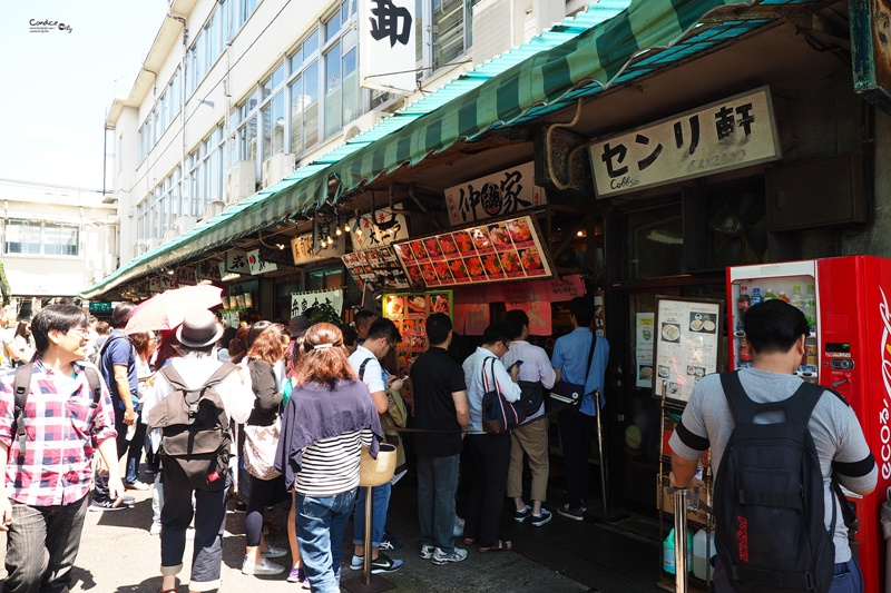 【東京景點】築地市場 東京必訪!美食多,築地市場乾淨整齊很好逛! @陳小沁の吃喝玩樂