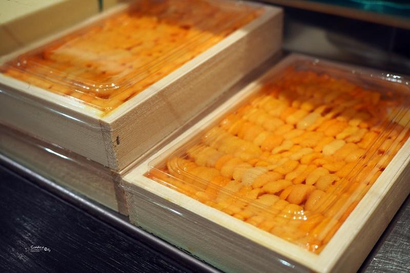 《東京美食》築地市場,市場すし Ichiba Sushi 午餐,握壽司好美味!