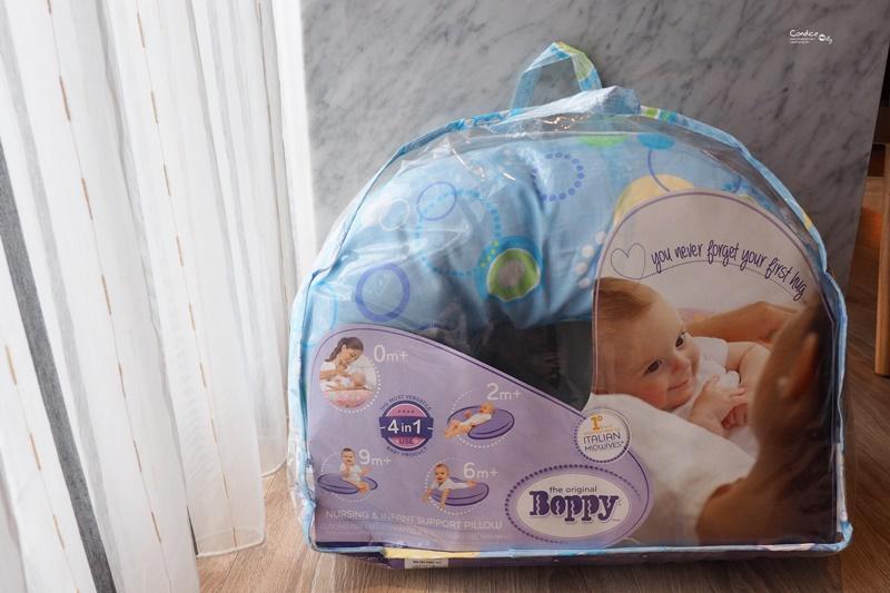 孕婦枕推薦♥孕期不能少了它!chicco-Boppy側睡舒壓枕(插播好用哺乳枕推薦)