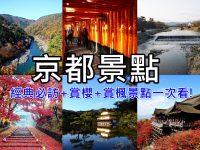 京都景點地圖》20個必訪京都景點推薦,京都自由行攻略! @陳小沁の吃喝玩樂