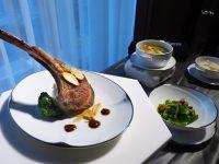 米香餐廳|營養肉品之王-美國超鑽級羊肉套餐!米其林餐廳吃得到! @陳小沁の吃喝玩樂