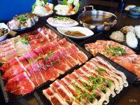 二桐苑|大份量,大肉盤,新鮮海鮮!中國風汐止火鍋推薦!台北火鍋推薦! @陳小沁の吃喝玩樂