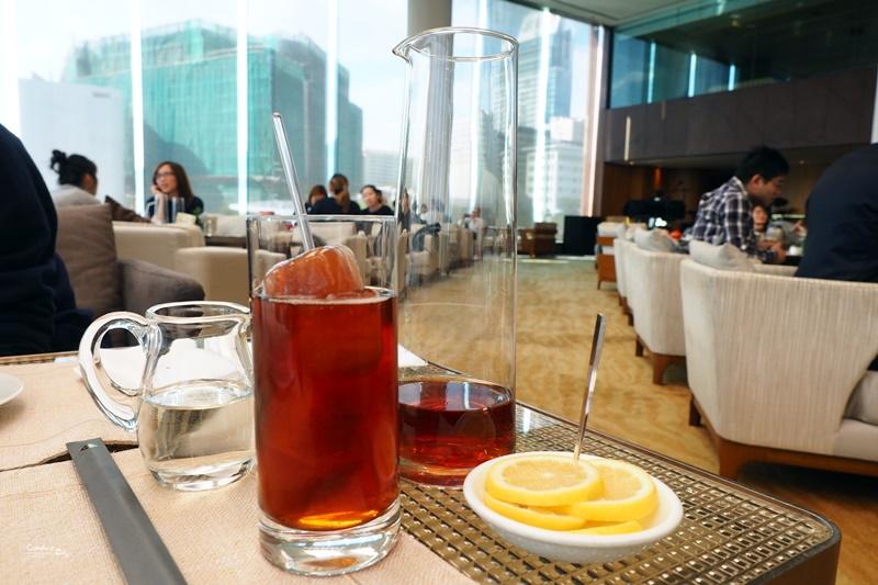 《香港美食》香港洲際酒店,大堂酒廊下午茶!無敵港景洲際酒店下午茶推薦!