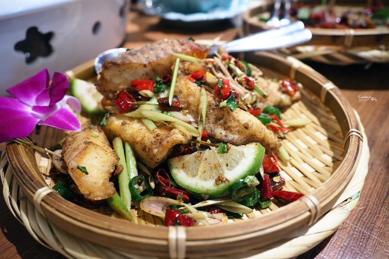 泰集泰式料理thai bazaar|微風信義店,套餐划算,美味宴客推薦(市政府美食)
