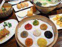 樂天皇朝台灣|特色8色小籠包名不虛傳!好吃的微風信義美食(含菜單) @陳小沁の吃喝玩樂