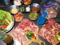 清潭洞韓式燒烤餐廳|台北國父紀念館韓國烤肉推薦(東區美食) @陳小沁の吃喝玩樂
