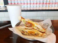倆倆號 南港中信店|凍檸茶+爆漿太陽蛋吐司,完美早餐(南港美食) @陳小沁の吃喝玩樂