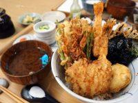 吉天婦羅 KICHI|一道道上的天婦羅料理,高級天婦羅套餐推薦(忠孝SOGO美食) @陳小沁の吃喝玩樂