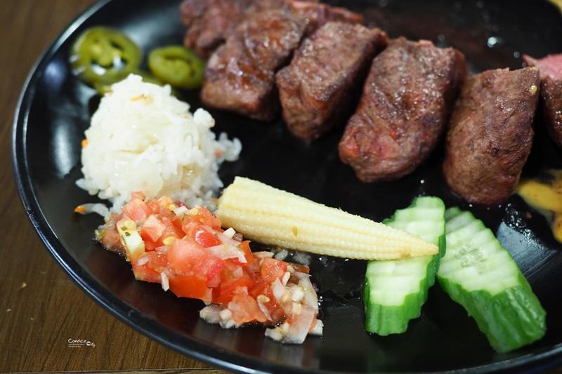 炙火炭烤牛排|宜蘭牛排推薦!好吃的炭火炙燒秤重牛排(羅東美食,含菜單)