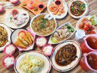 萬三小吃部|超熱門海鮮台菜,吃法很具特色!高雄旗津美食! @陳小沁の吃喝玩樂