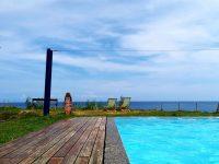 都蘭海角咖啡 Dulan Cape Café|超好玩,海天一線的泳池咖啡廳!台東美食推薦! @陳小沁の吃喝玩樂