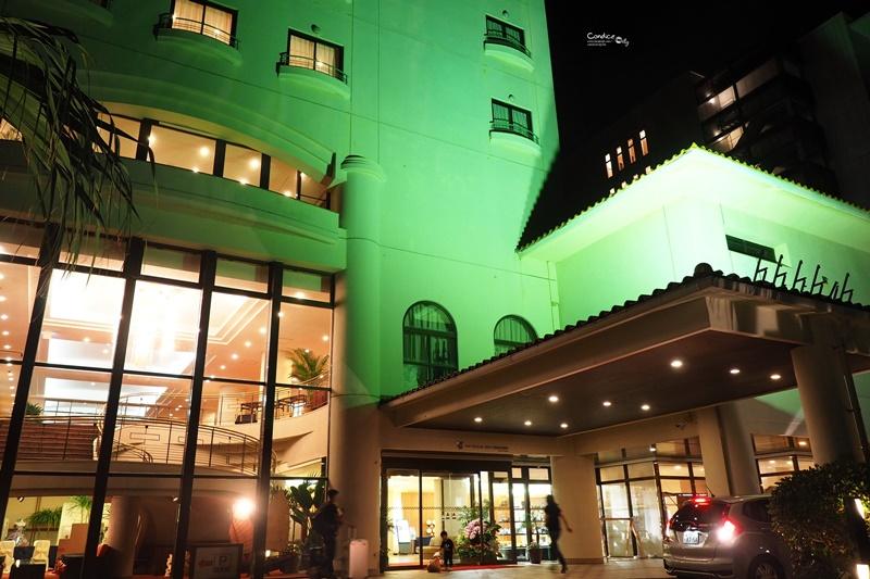 沖繩水族館住宿推薦|沖繩餘家弗酒店,view好早餐優又便宜hotel yugaf inn okinawa