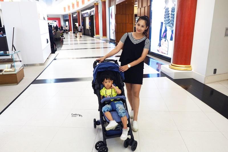 嬰兒車推薦♥chicco Miinimo²輕量摺疊手推車,自由行旅遊必備!可平躺,摺很小可登機!