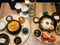韓姜熙的小廚房|台北韓式料理泡菜鍋,市政府美食 @陳小沁の吃喝玩樂
