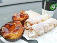 MAKE BAKE℃|新興的沖繩必吃甜點!超讚鮮奶油捲,好吃到不行(NAHA分店) @陳小沁の吃喝玩樂