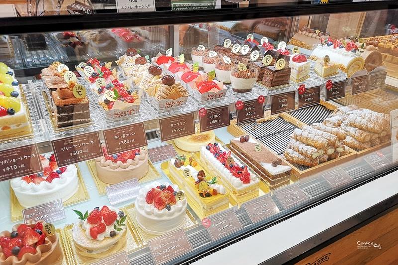 MAKE BAKE℃|新興的沖繩必吃甜點!超讚鮮奶油捲,好吃到不行(NAHA分店)