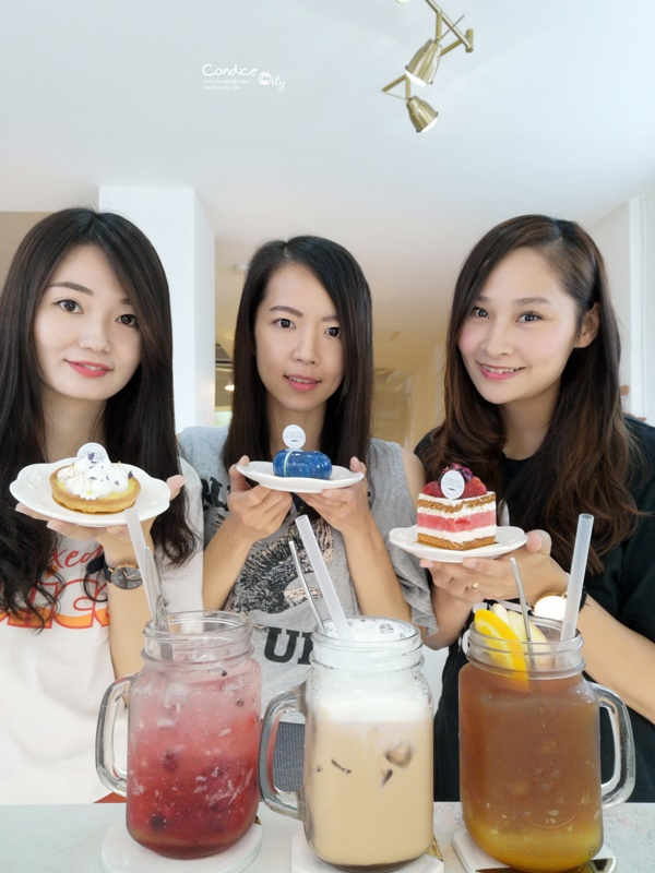 Cream & Custard|清爽特別的西瓜蛋糕,市政府下午茶推薦!