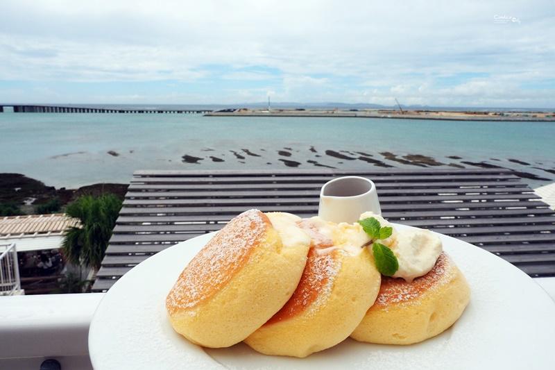 瀨長島景點美食攻略|瀨長島白色希臘度假村,必吃幸福鬆餅+塔可飯(沖繩必去景點)