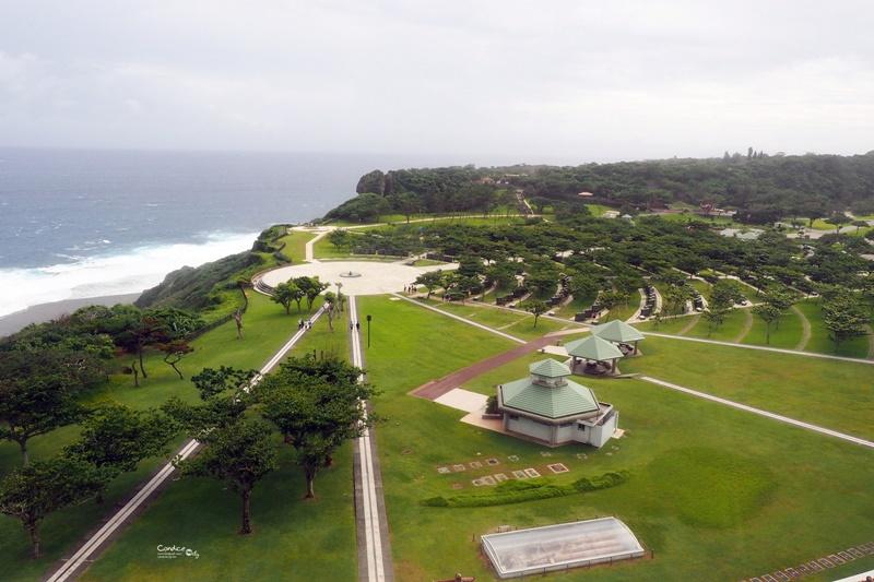 平和祈念公園|沖繩溜滑梯公園推薦!孩子的天堂,還可以登高看風景!