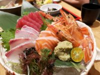 馳走屋|新鮮日本料理,生魚片美味!內湖美食,近葫洲站 @陳小沁の吃喝玩樂